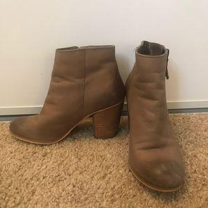 BP Booties- gently worn